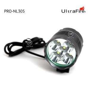 Велосипедная фара UltraFire PRO-NL305
