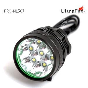 Велосипедная фара UltraFire PRO-NL307