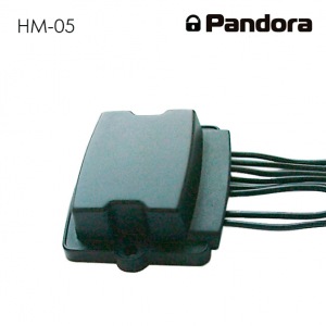 Модуль управления замком капота Pandora HM-05