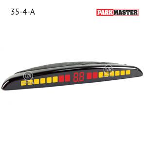 Парктроник ParkMaster 35-4-A (черные датчики)