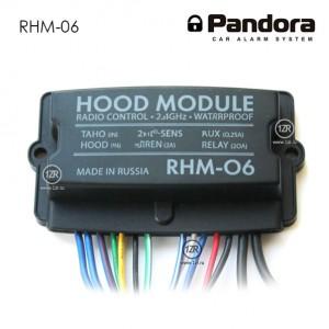 Модуль управления замком капота Pandora RHM-06