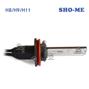 Ксенон Sho-Me H8/H9/H11 4300K