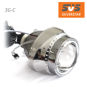 Биксеноновые линзы SVS 3G-C 4300K