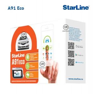 Автосигнализация StarLine A91 eco