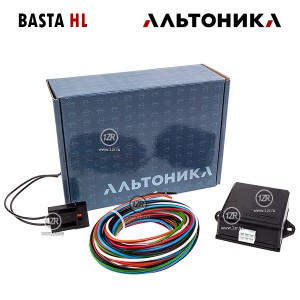 Модуль управления замком капота Альтоника BASTA HL