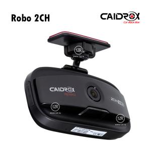 Видеорегистратор CaidRox Robo 2CH