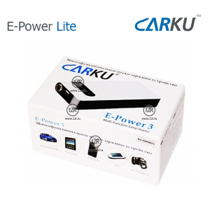 Пуско-зарядное устройство CARKU E-Power Light