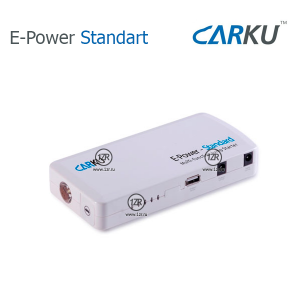 Пуско-зарядное устройство CARKU E-Power Standart Тип «A»: 15000 мАч, 44,4 Вт/ч