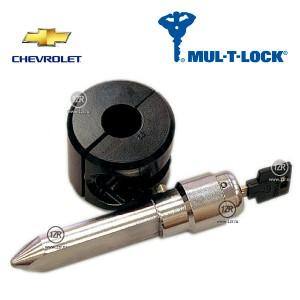 Замок на рулевой вал MUL-T-LOCK 0707 для Chevrolet Spark (2010-)