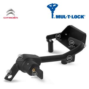 Замок КПП MUL-T-LOCK 1134/A для Citroen, Mitsubishi, Peugeot