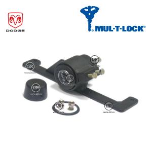 Замок КПП MUL-T-LOCK 1202 для Dodge Nitro (2007-2011), механика 6