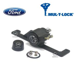 Замок КПП MUL-T-LOCK 1051 для Ford Transit (2006-2013), механика 6