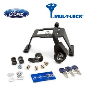 Замок КПП MUL-T-LOCK 1214 для Ford Fusion (2002-2012), автомат
