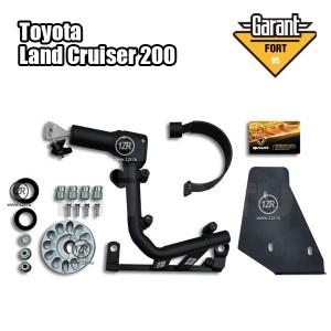 Блокиратор рулевого вала Гарант Форт 38001.N для Toyota Land Cruiser 200 (2007-)