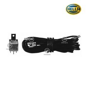 Провода подключения Hella для фар Rallye 3000