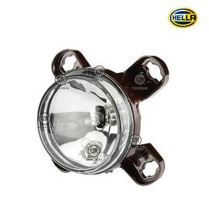 Фары дальнего света Hella D90 с лампами и габаритными огнями, (FF, H1), б/уп.