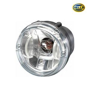 Фара дневного света Hella D90, с лампой и габаритным огнем (P21W, LED)