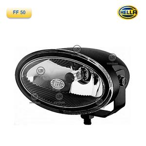 Фара дальнего света Hella FF-50, с лампами