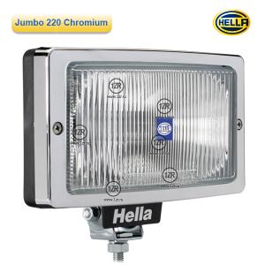 Противотуманная фара Hella Jumbo 220 Chromium