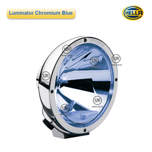Фара дальнего света Hella Luminator Chromium Blue (Ref. 50)