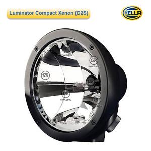 Фара дальнего света Hella Luminator Compact Xenon (FF, D2S)