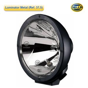 Фара дальнего света Hella Luminator Metal, с габаритным огнем (Ref. 37.5)