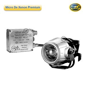Фары дальнего света Hella Micro De Xenon Premium