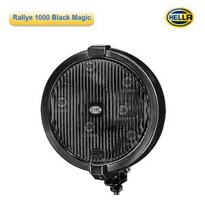 Фара дальнего света Hella Rallye 1000 Black Magic, без лампы (H2)