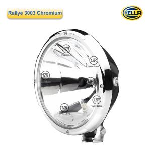 Фара дальнего света Hella Rallye 3003 Chrome, с габаритным огнем (Ref. 37.5)