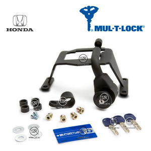 Замок КПП MUL-T-LOCK 698/A для Honda Accord (2004-2008), механика 5