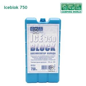 Аккумулятор холода Camping World Iceblok 750