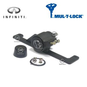 Замок КПП MUL-T-LOCK 1229/A для Infiniti QX56 (2004-2010), типтроник