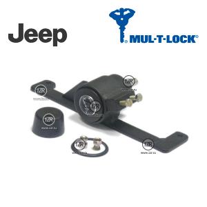 Замок КПП MUL-T-LOCK 1187 для Jeep Wrangler (2007-), автомат