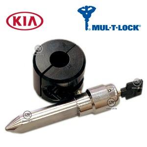 Замок на рулевой вал MUL-T-LOCK 2505 для Kia Rio (2011-2014)