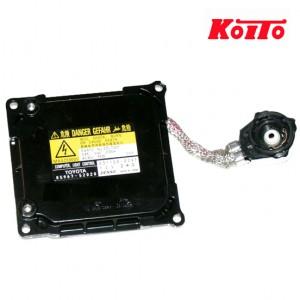 Штатный блок розжига Koito Denso D4S/D4R провод 18 см (новый блок)