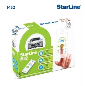 Охранно-мониторинговая система StarLine M32