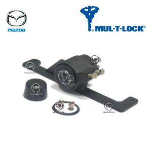 Замок КПП MUL-T-LOCK 2112/B для Mazda CX-5 (2012-2015), типтроник