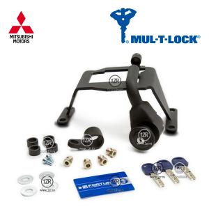 Замок КПП MUL-T-LOCK 2046 для Mitsubishi L200 (2010-2015), механика 5