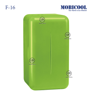 Термоэлектрический автохолодильник Mobicool F16 (салатовый)