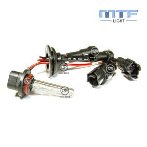 Ксенон MTF-Light 50W с обманкой HIR2/9012 4300К