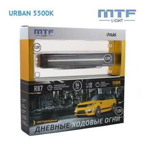 Дневные ходовые огни MTF-Light URBAN 5500K
