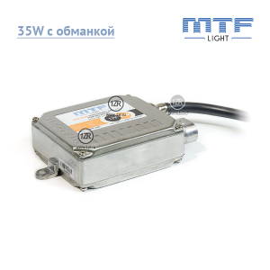 Блок розжига MTF-Light 35W с обманкой