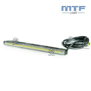 Дневные ходовые огни MTF-Light Slim DRL 5000K 210мм