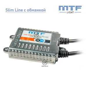Блок розжига MTF-Light Slim Line с обманкой