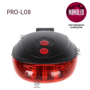 Габаритная фара NanoLed PRO-L08