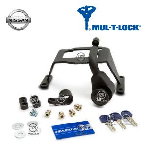 Замок КПП MUL-T-LOCK 933/B для Nissan, механика