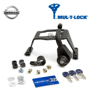Замок КПП MUL-T-LOCK 695/A для Nissan, механика