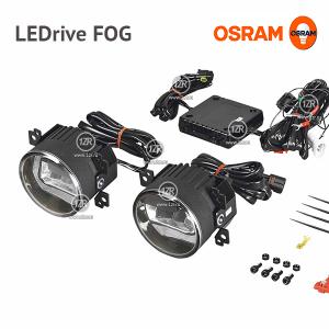 Дневные ходовые огни и противотуманные фары Osram LEDriving FOG