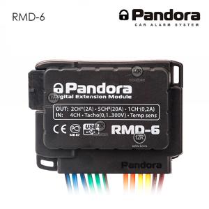 Модуль автозапуска Pandora RMD-6 DXL