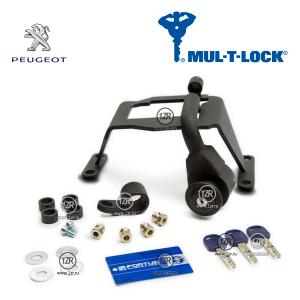 Замок КПП MUL-T-LOCK 2042 для Peugeot 3008 (2009-), механика 6